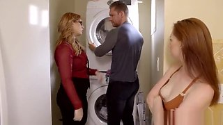 Mom Helps Daughter Teach Pervy Step Brother A Lesson S9 E9