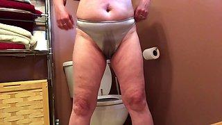Pissing In My Satin Panties, Come Here Toilet Boy - TacAmateurs