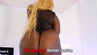 Almost a Milli Black BBW Dance Shakes Her Big Ass