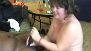 Plump cuckold wife can't live without 9inches on bbc