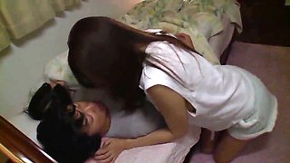 Her Sister Seduce Me with Big Tits and Cum OK JULIA (OPPAI) (Myanmar Sub)
