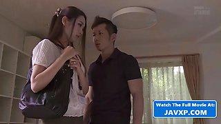 Fucking the new asian nurse, japanese jav