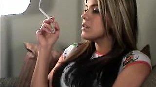 Crazy amateur Fetish, Smoking adult video
