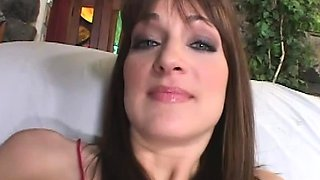 MILF Hottie Rachel Luv Double Penetraion Anal