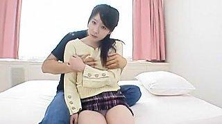 Best Japanese girl Naho Ayakura in Crazy Masturbation/Onanii, Girlfriend JAV scene