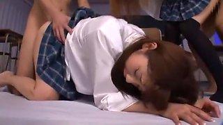 Rei Mizuna, Yuria Kiritani in Secret of Younger Sisters part 5