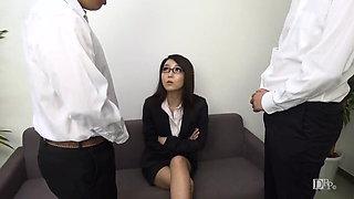 Nanami Mizusaki :: Punishment And Education Part 1 1 - CARIB