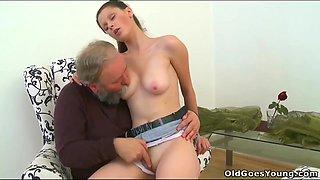 Simona - Grandpa And My Teen Girlfriend