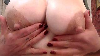 tits milked