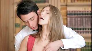Romantic date and exclusive bottom sex