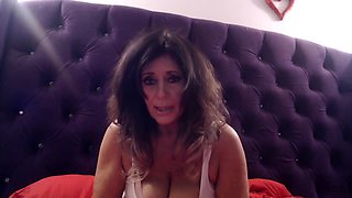 TABOO POV - Mommy stood up on Valentines Day