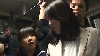 Sasero Feel The Mother And Daughter Holding Hands Is Also Not Refuse Pervert!! Pies 4 Ver.
