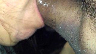 corrrida en la boca
