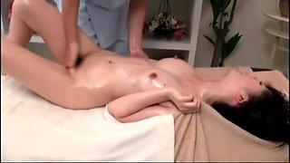 Fake japanese massage