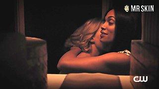 Explicit nude celebrity scenes with Halle Berry and Rosario Dawson