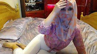 Arap hijap women sexy doggy