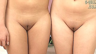 Asian Lesbian Teens Go Sixty Nine (Uncensored)