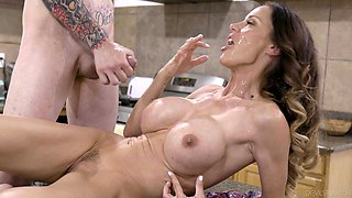 Mature wife Billy Boston cheats on her hubby with a younger man