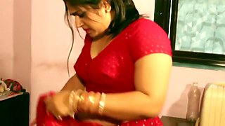 Aunty Exposing For A Chance22