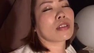 Asian, milf, sleeping, drugged