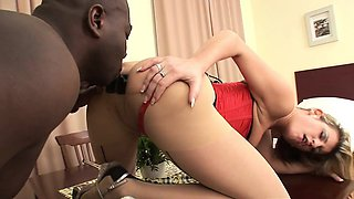 Blonde Kristinas is a genuine anal freak who loves to open