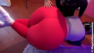 Big Butt Latina Bbw