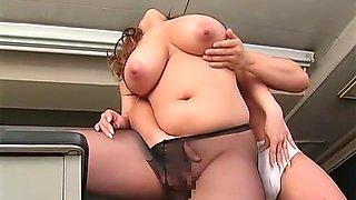 Big Breast Cosplay