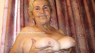Very old grannies hairy cunts pics compilation