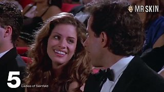 Naked ladies of Seinfeld compilation video