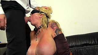 PASCALSSUBSLUTS - Shannon Boobs gagged before rough anal