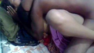 Deshi Mature Aunty hard fuck by nephew