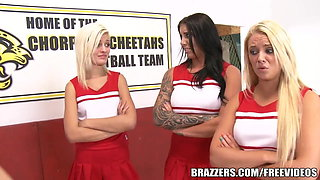 Brazzers - Cheerleader quirts