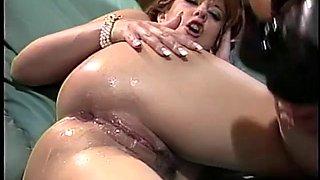 Classic anal scene