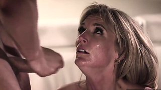 step mom want step son fuck