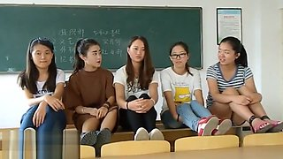 Chinese Girls Feet 1