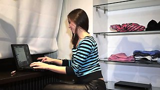 Romantic gal Liona Levi gets fucked extremely hard