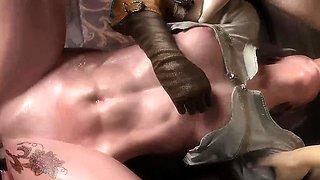 Video Games 3D Gentle Sluts Sex Collection