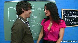 Spanish Teacher Loving