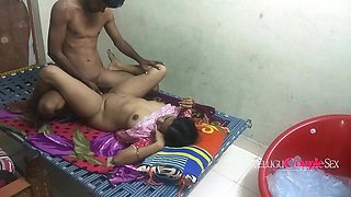 Real Life Married Telugu Couple Fucking