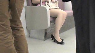 Amazing Japanese model in Horny Cougar, HD JAV clip