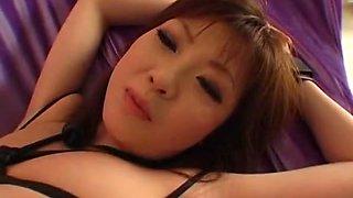 Hottest Japanese slut Rio Hamasaki in Amazing Masturbation, Toys JAV video