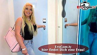 german old cuckold young girlfriend teen bbc threesome