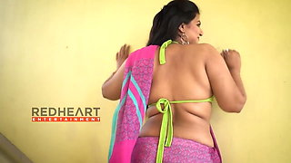 HOT INDIAN LADY IN THE SAREE - SAREELOVER - NANCY